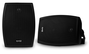 "AW65W 6-1/2"" 2-Way Indoor/Outdoor Speaker - $150 pr. (black)"